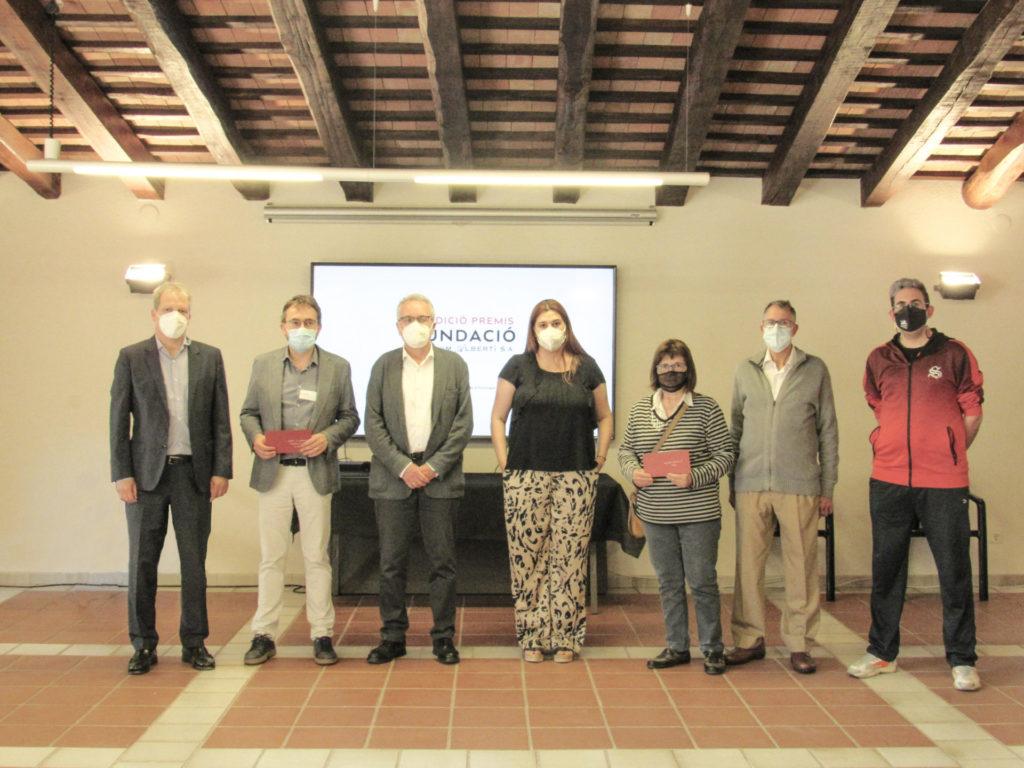 L'ICO Girona i l'IDIBGI reben una beca de la Fundació Joaquim Albertí per a la recerca oncològica