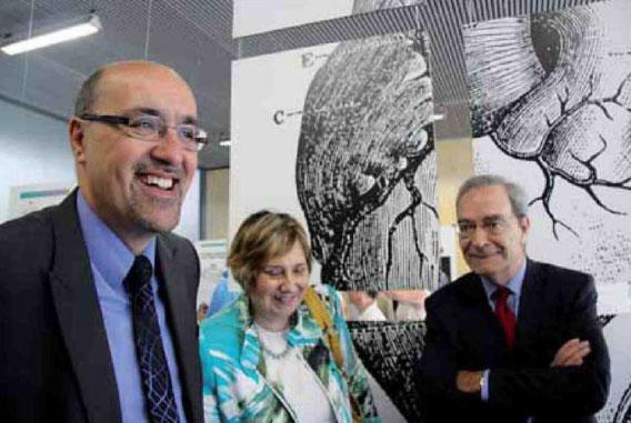 Girona i el Dr. Ramon Brugada, referents en l'estudi genètic de la mort sobtada.