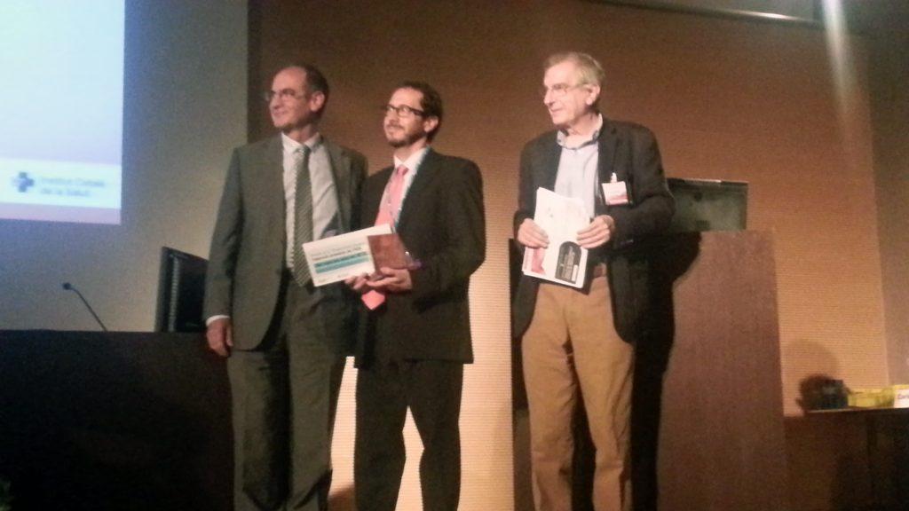El doctor Rafael Ramos, premi a la Trajectòria Investigadora a l'Atenció Primària de l'ICS