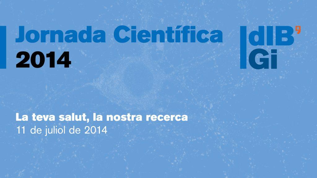 La Jornada Científica 2014 de l'IDIBGI aplegarà més de 70 investigadors a Sant Feliu  de Guíxols
