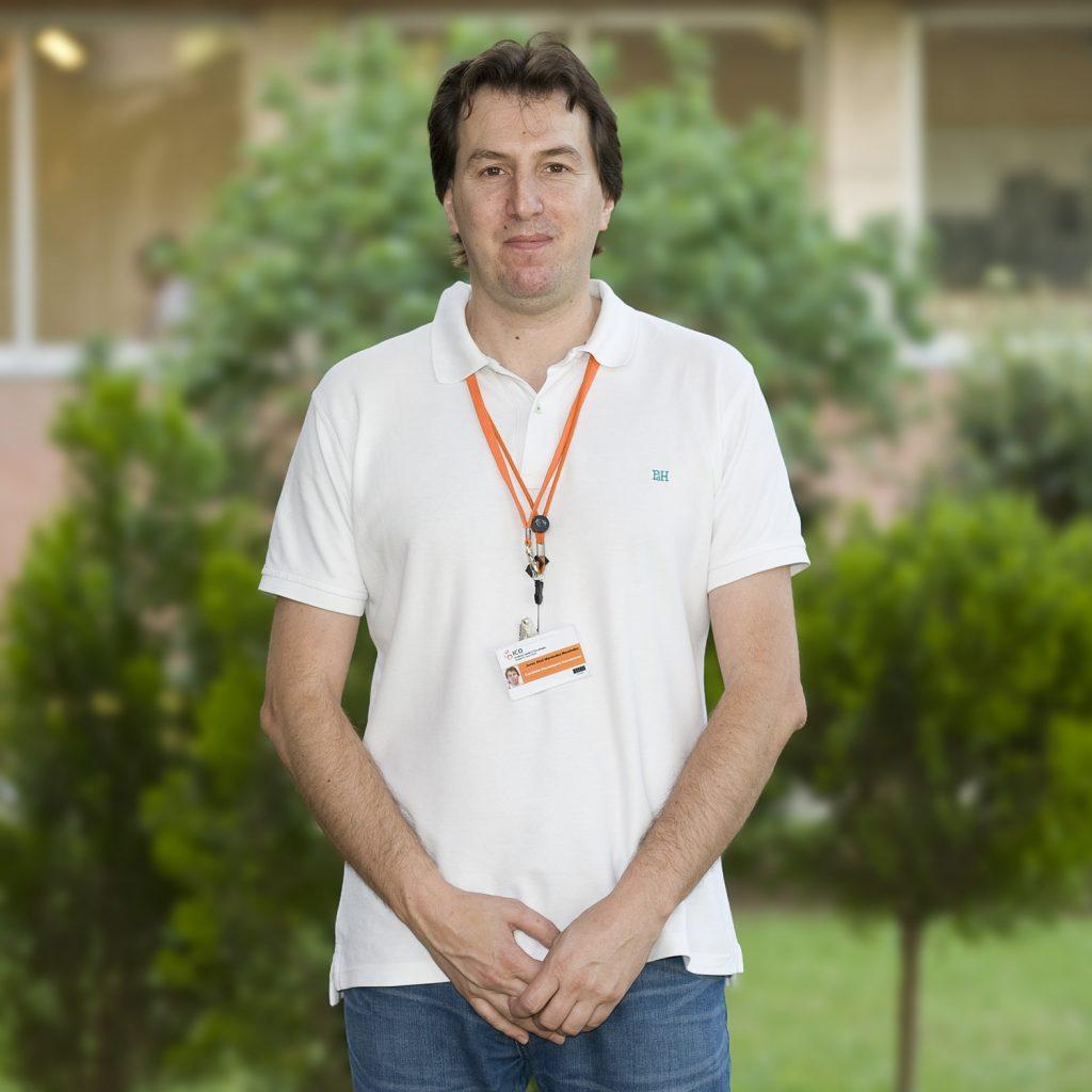 El Dr. Menéndez presenta el seu projecte d'spin-off biomèdica