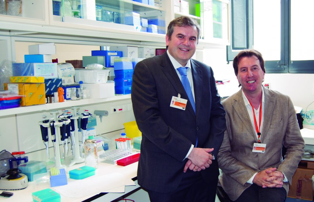 A NEW THERAPY PROVES EFFECTIVE AGAINST BRAIN METASTASIS