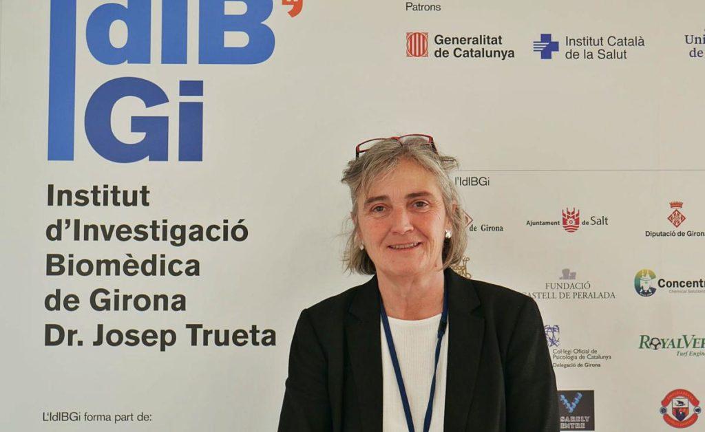 «No hi ha cap altra dona que dirigeixi un centre de recerca a Catalunya, la bretxa encara perdura»