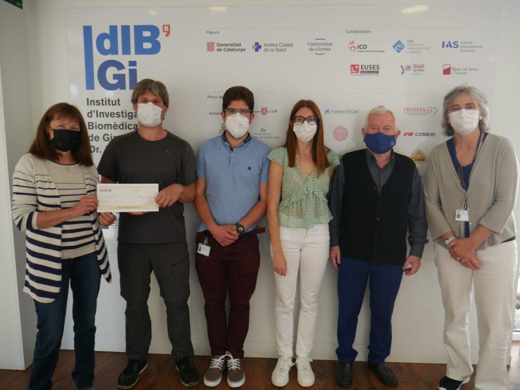Un any més, Rotary Club Banyoles visita l'IDIBGI