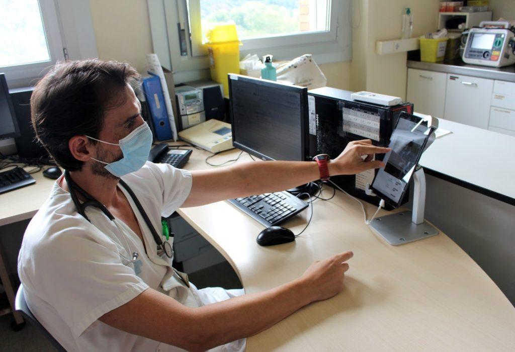 Es desenvolupa una aplicació mòbil per millorar la coordinació i el temps de resposta al tractament dels infarts
